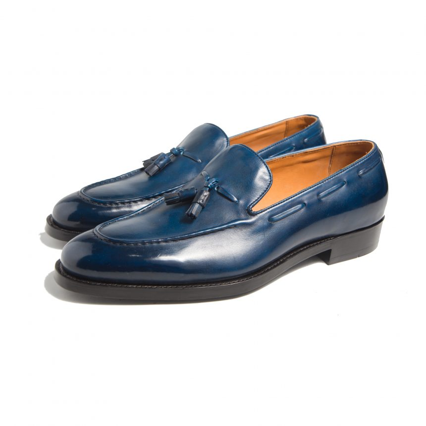 Did you know the story behind Merlin Tassel Loafer?